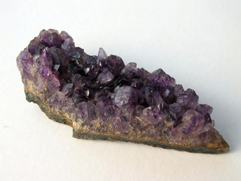 Amethyst 03 for What are the minerals found in soil