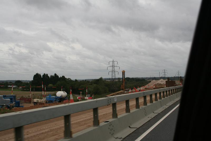 M1 Motorway Carriage Widening 57