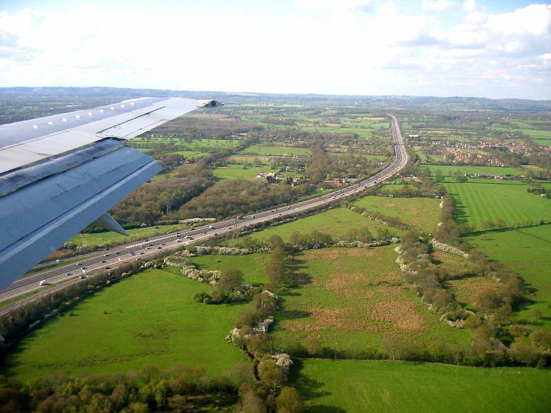 Gatwick Airport South Terminal Car Park