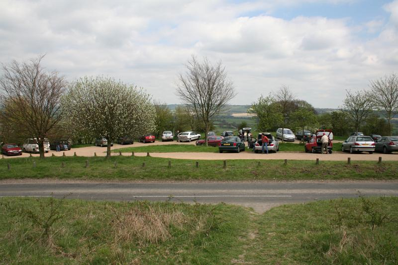 Ivinghoe Beacon Car Park 22