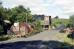 Smithy Dene was a small private drift mine on Waldridge Fell, South West of Chester-le-Street and once had about 9 drift mines plus one NCB Colliery with 2 shafts. Image credit: Roy Lambeth